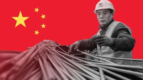 افزایش قیمت میلگرد در بازار چین
