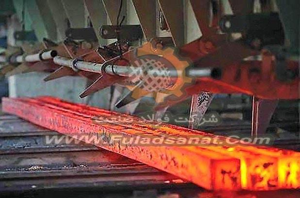 صادرات شمش فولادی
